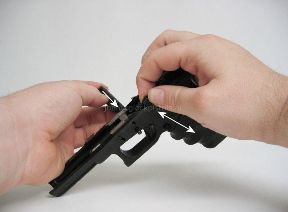 triggerpindemontage